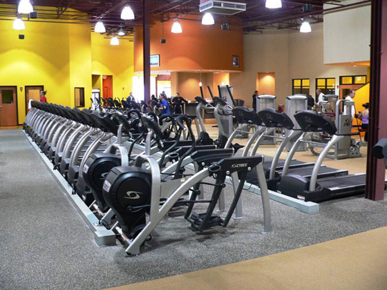 Commercial Gym Flooring Whats The Best Solution For