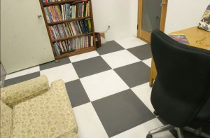 Peel and Stick Vinyl Tile