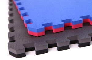 Latex Free Foam Tiles for Martial Arts and MMA Training